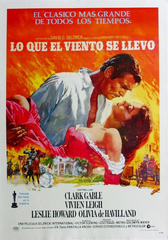 'Lo que el viento se llevó' (1939)