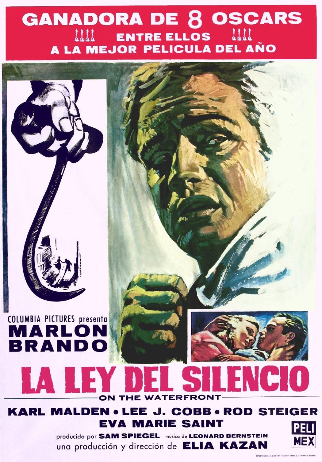 'La ley del silencio' (1954)