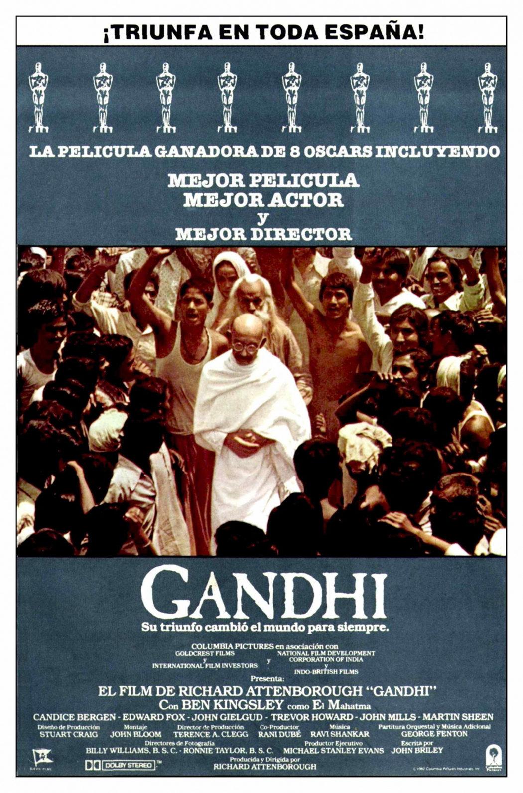 'Gandhi' (1982)