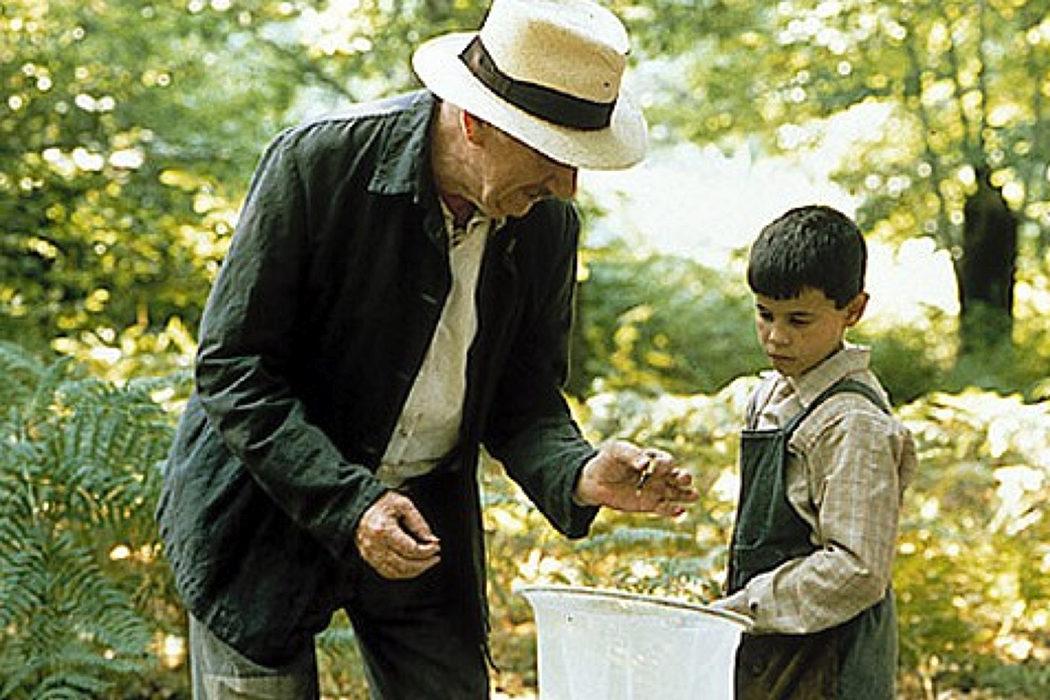 'La lengua de las mariposas' (1999)