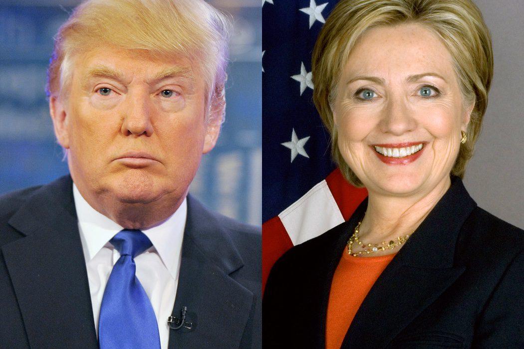 'Feud: Donald & Hillary'