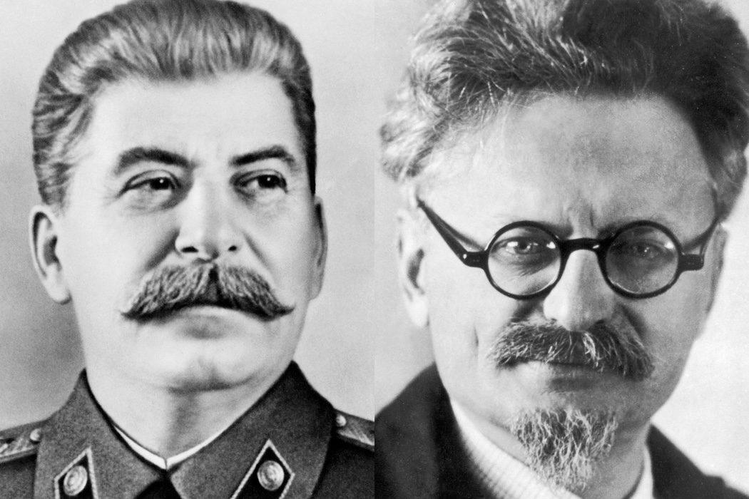 'Feud: Stalin & Trotski'