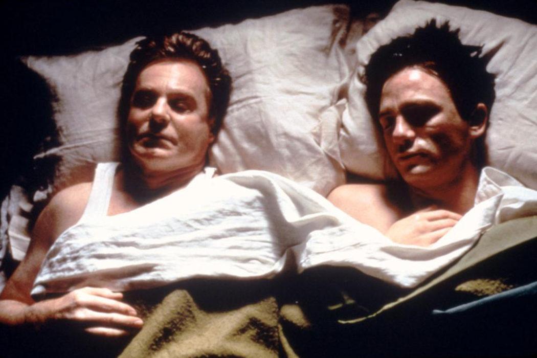 'El amor es el demonio. Estudio para un retrato de Francis Bacon' (1998)