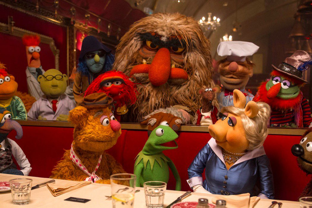 'Los Muppets'