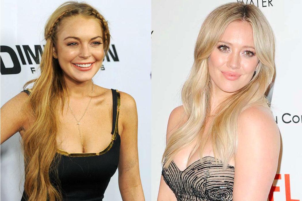 'Feud: Lindsay & Hilary'