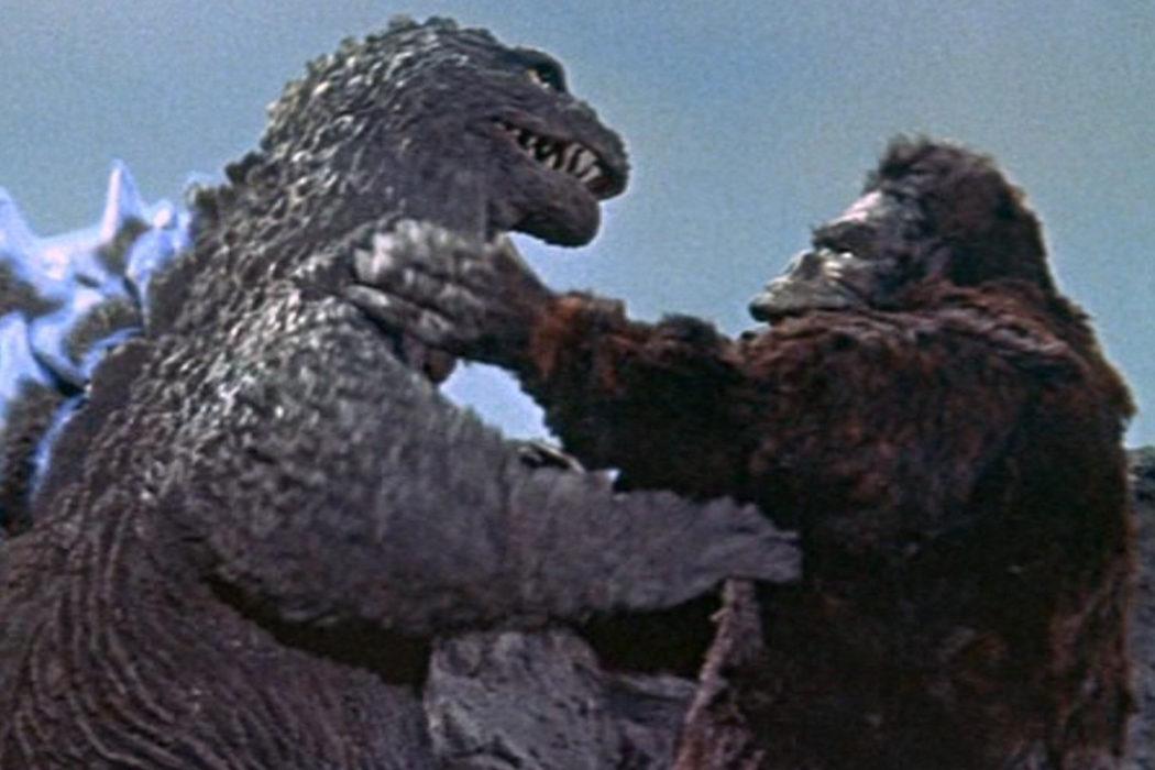 'King Kong contra Godzilla' (1962)