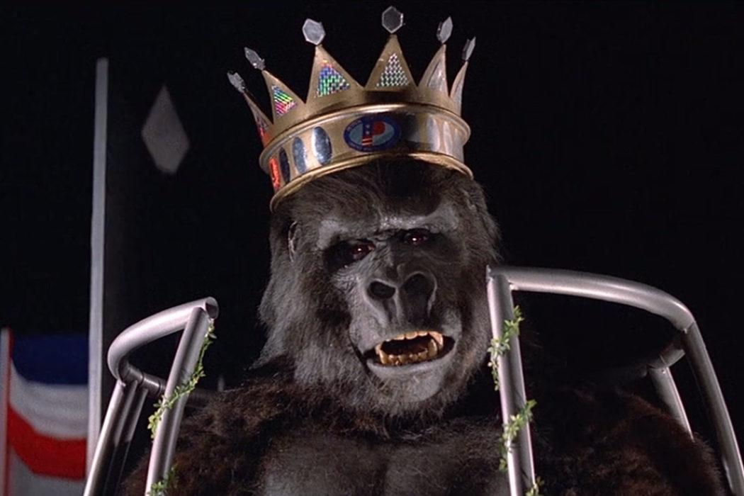 'King Kong' (1976)
