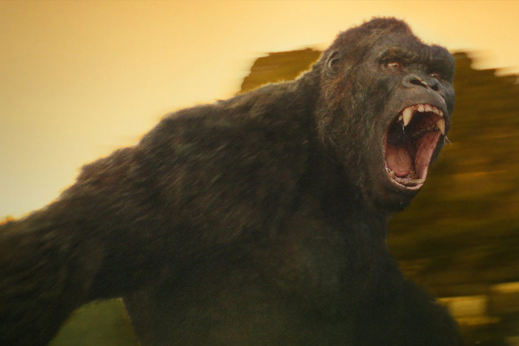 'Kong: La Isla Calavera' (2017)