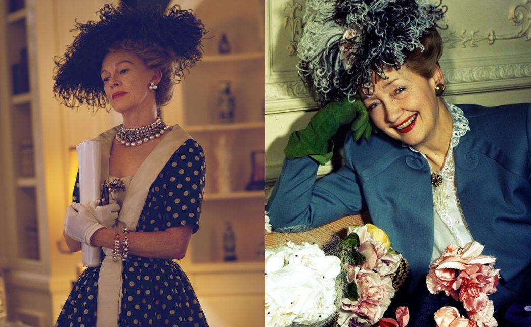 Judy Davis es Hedda Hopper