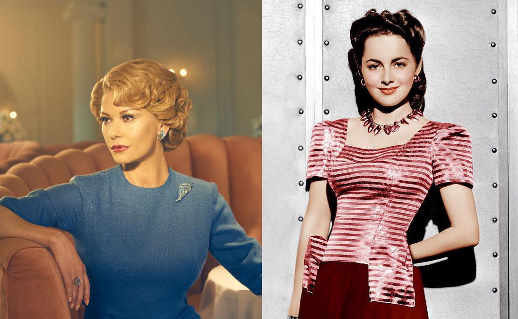 Catherine Zeta-Jones es Olivia de Havilland