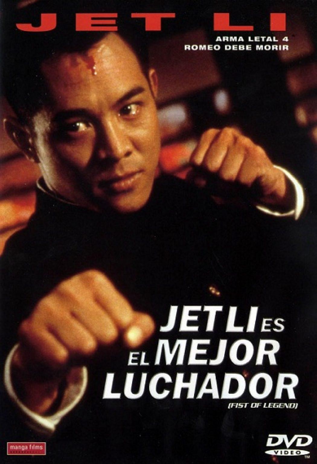'Jet Li es el mejor luchador'