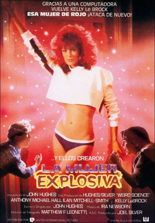 'La mujer explosiva'