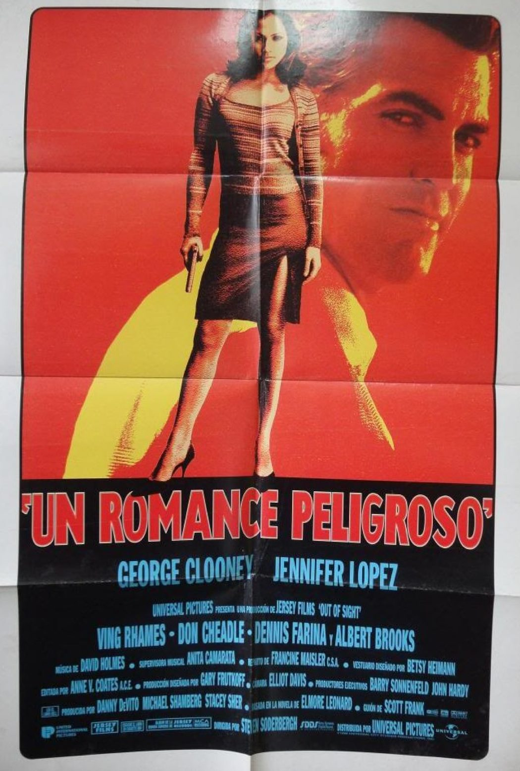 'Un romance muy peligroso'