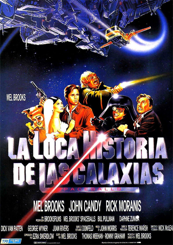 'La loca historia de las galaxias'