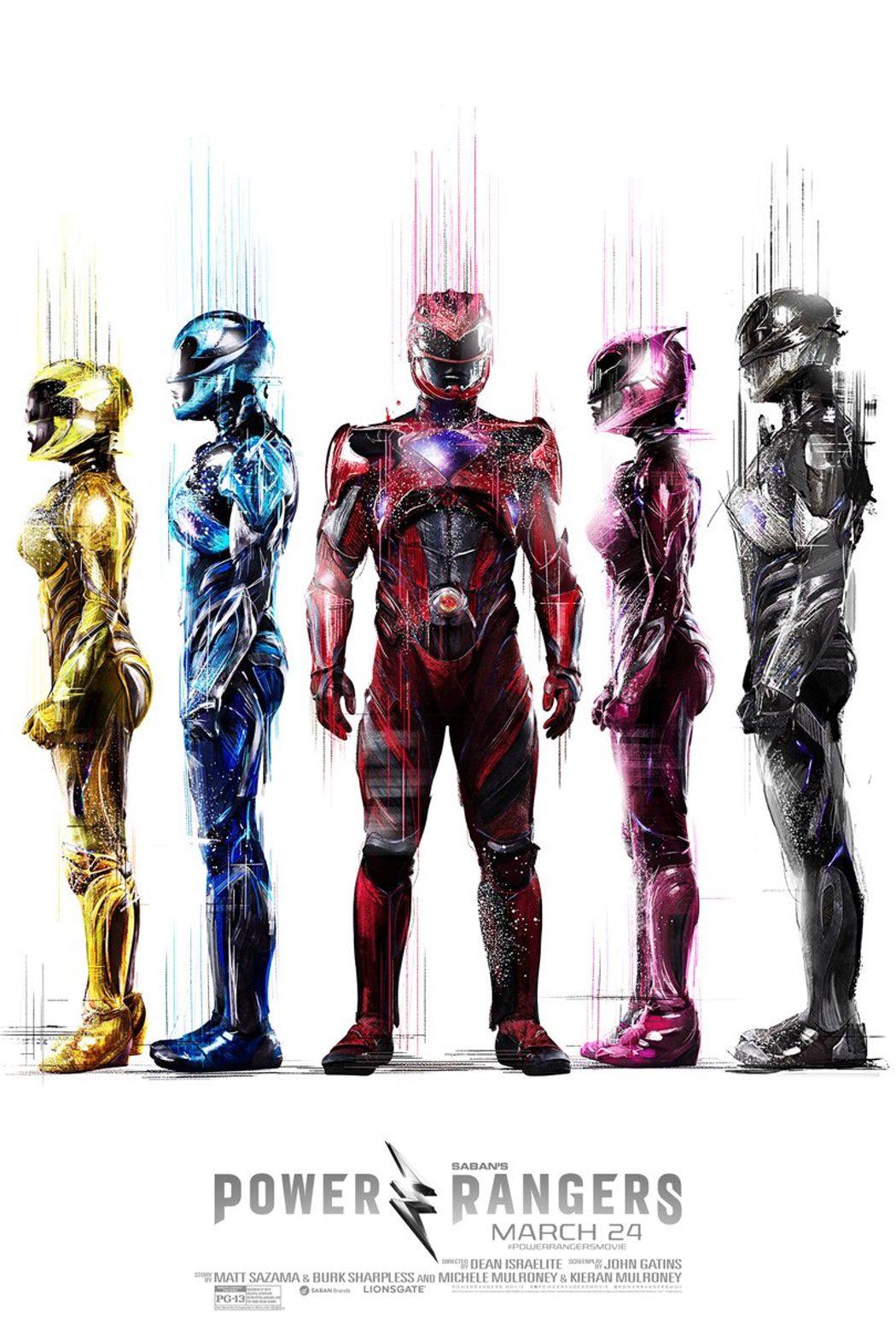 'Power Rangers'