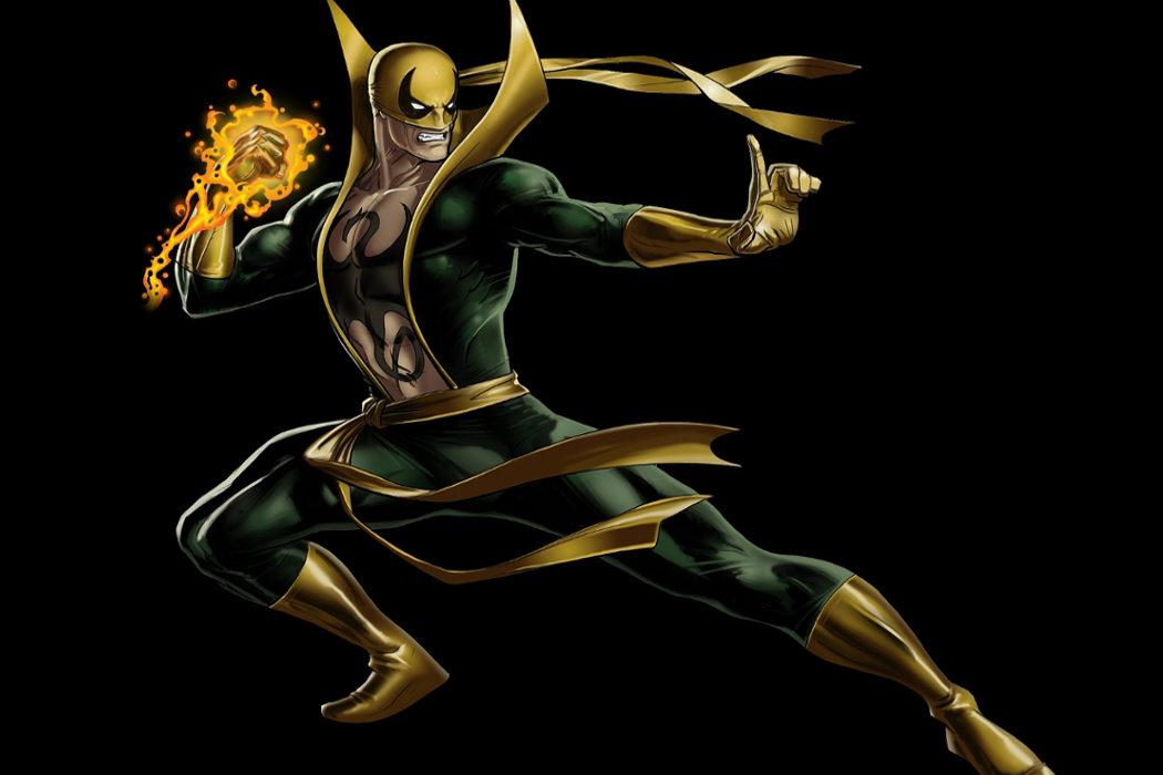 ¿Cuáles son los poderes del Iron Fist?