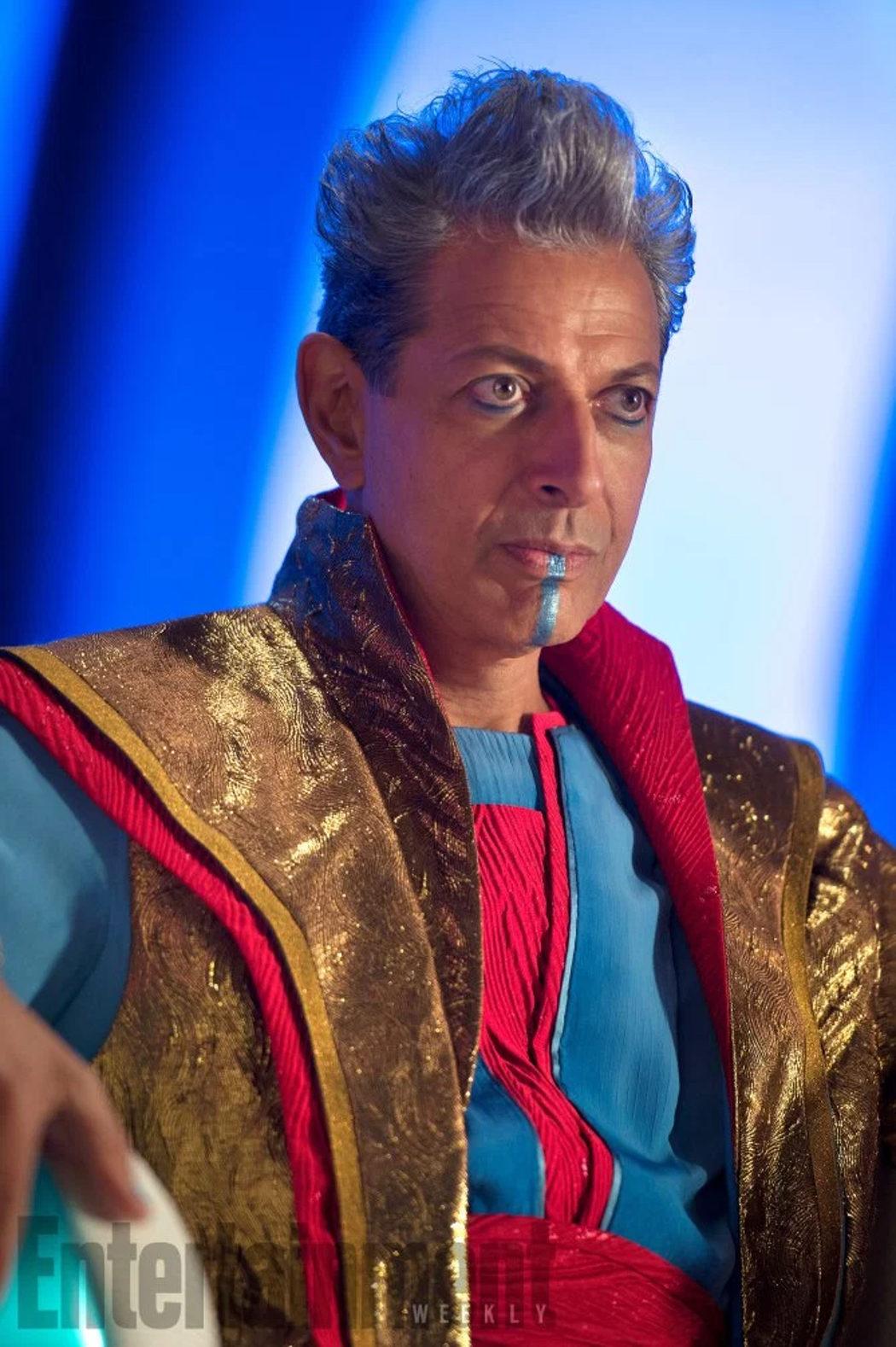 Jeff Goldblum es el Maestro