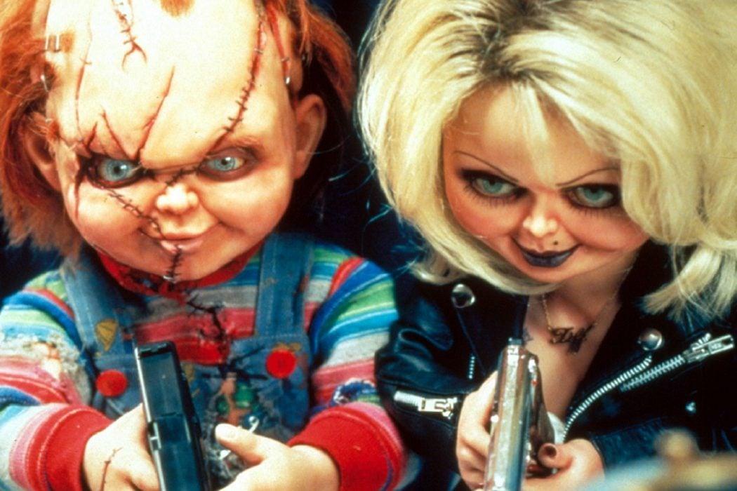 'La novia de Chucky'