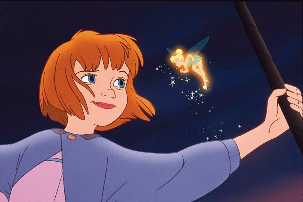 'Peter Pan en regreso al país de Nunca Jamás'