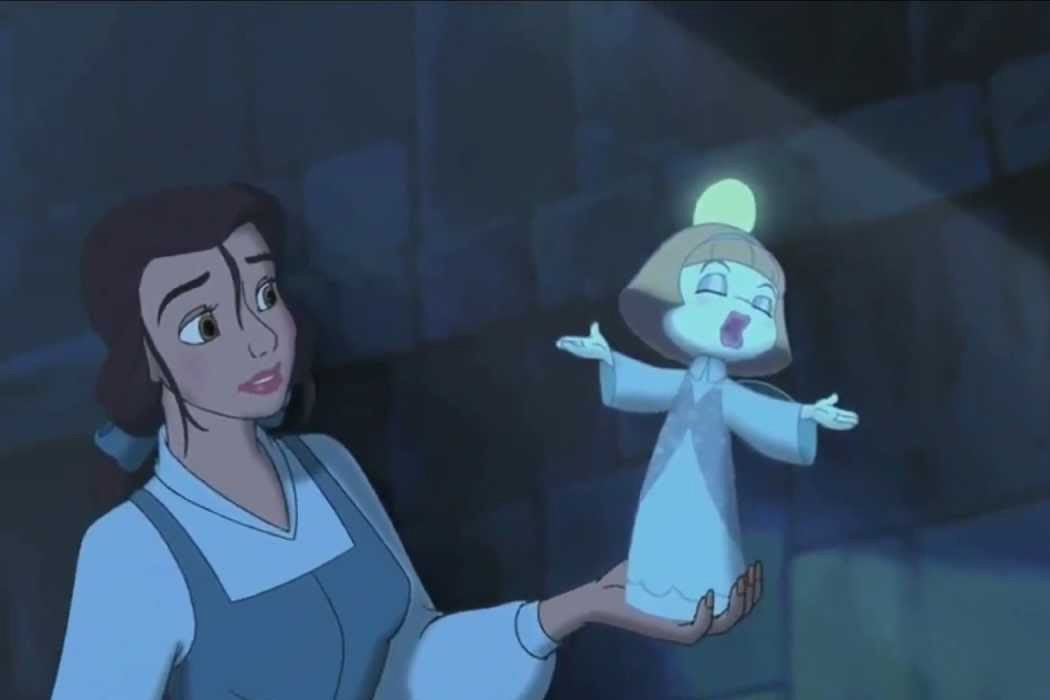 'La Bella y la Bestia 2: una navidad encantada'
