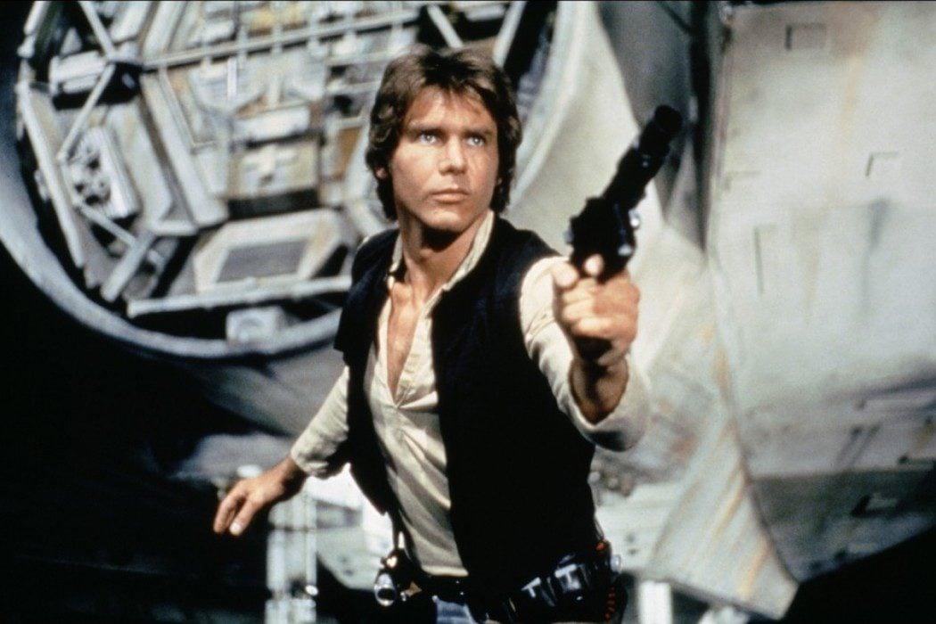 Harrison Ford en 'Star Wars'