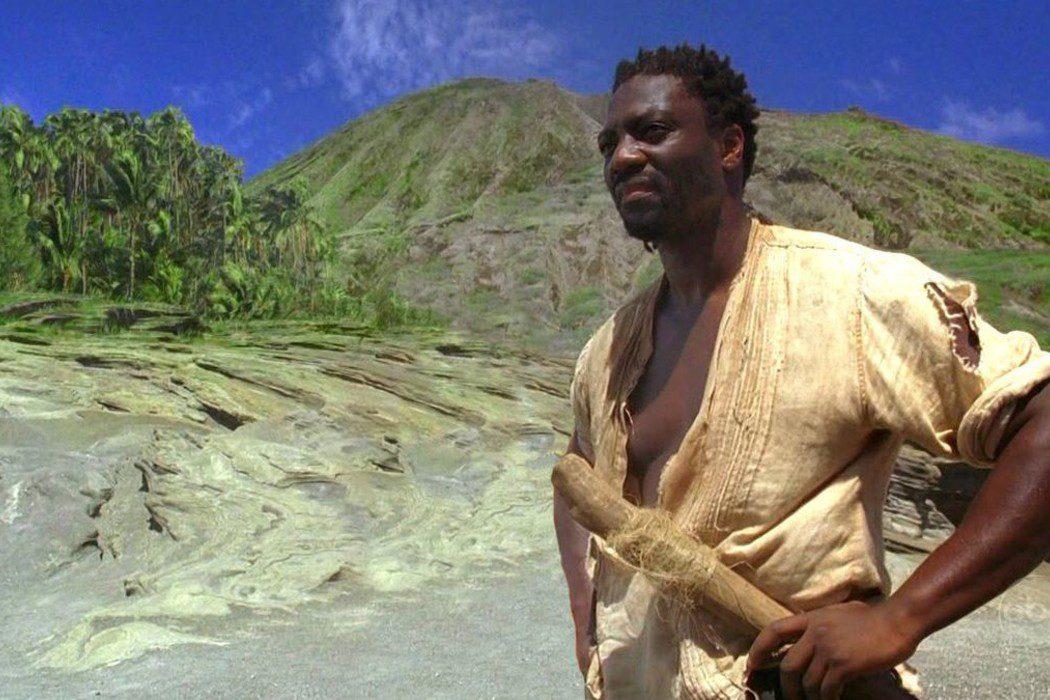 Adewale Akinnuoye-Agbaje en 'Lost'