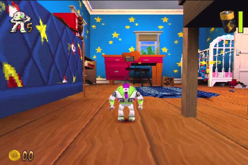 'Toy Story 2: Buzz Lightyear to the rescue'
