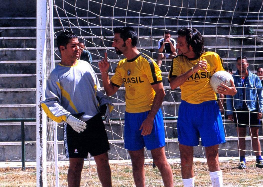 'Días de Fútbol' (2003): Fútbol y colegas, la mezcla perfecta