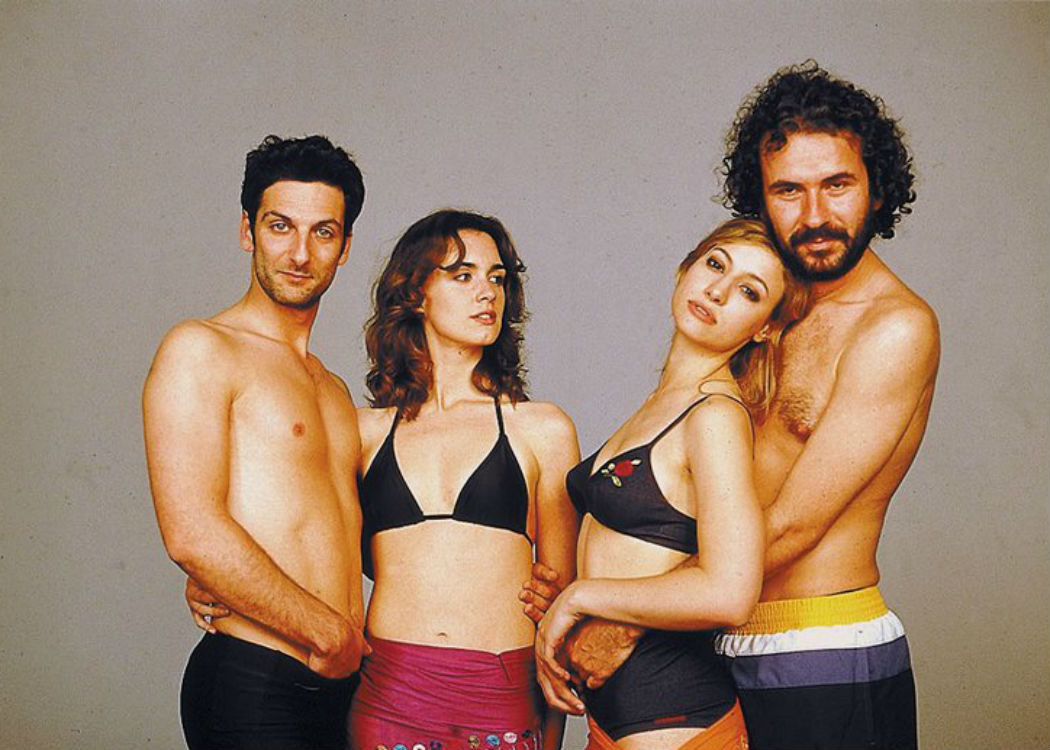 'El otro lado de la cama' (2002): Un cuarteto protagonista de vértigo