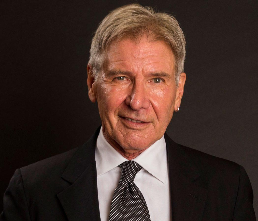 Harrison Ford en 'E.T. El extraterrestre'