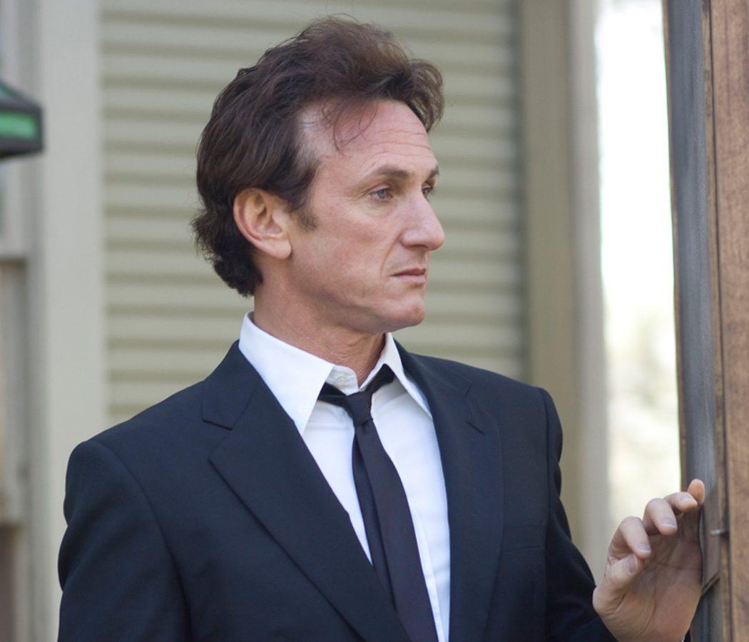 Sean Penn en 'El árbol de la vida'