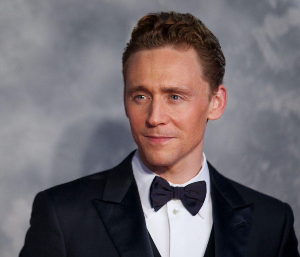 Tom Hiddleston en 'Vengadores: La era de Ultrón'