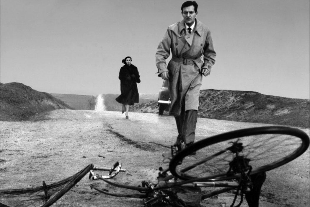 'Muerte de un ciclista' (1955)