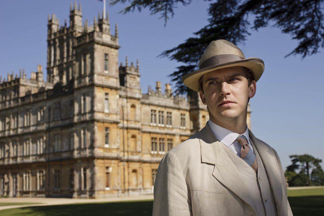 Dan Stevens en 'Downton Abbey'