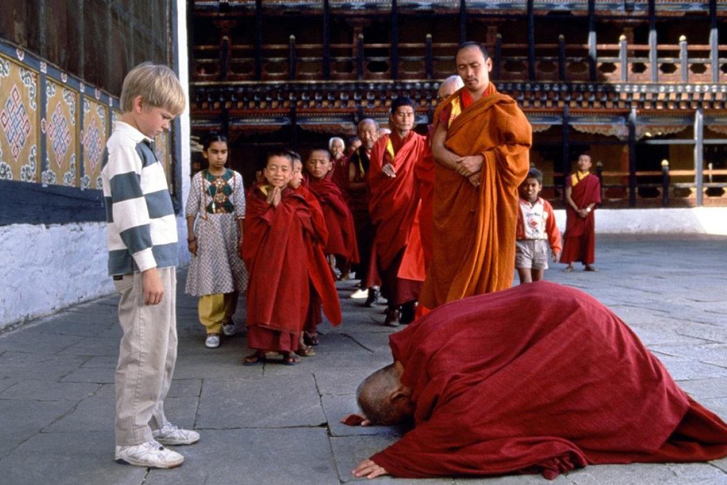 'El pequeño Buda' (1993)