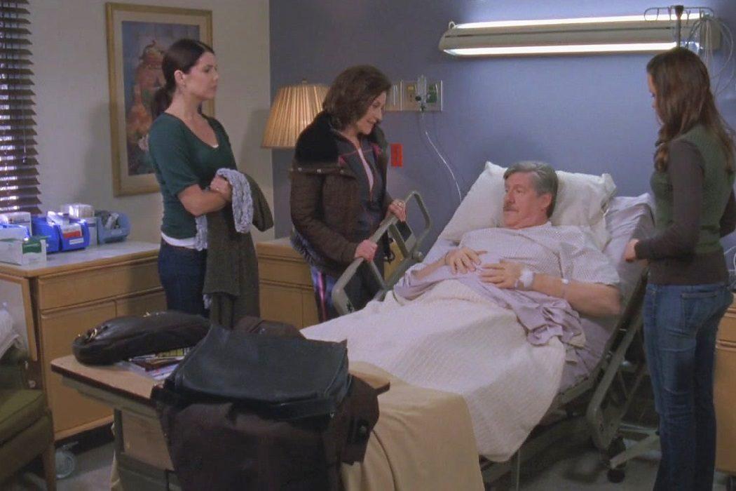 Soledad en el hospital