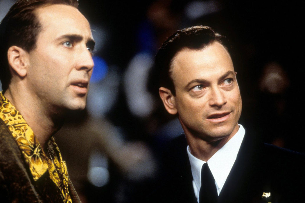 'Ojos de serpiente' (1998)