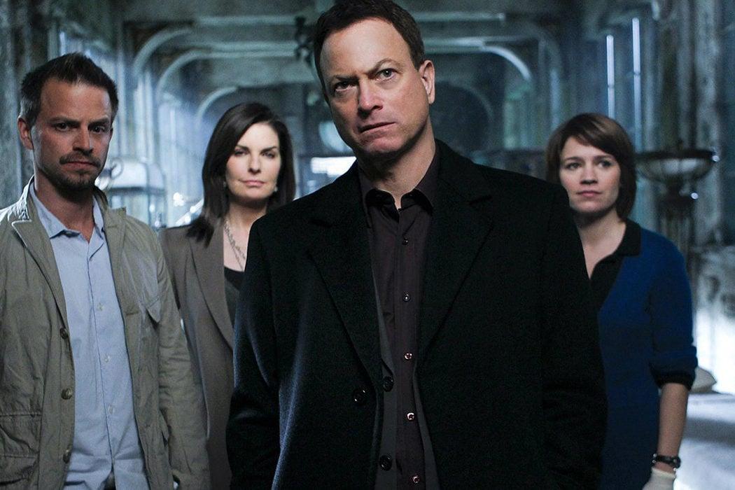 'CSI: Nueva York' (2004 - 2013)