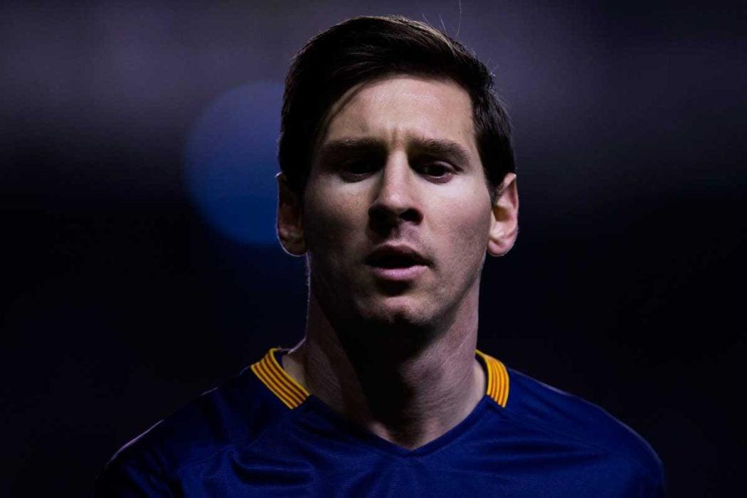 'Messi'