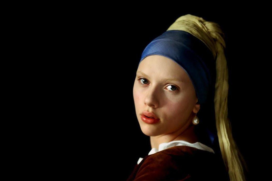 'La joven de la perla'