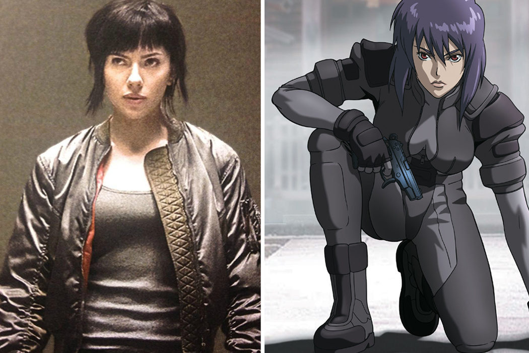 Las secuelas de 'Ghost in the Shell'
