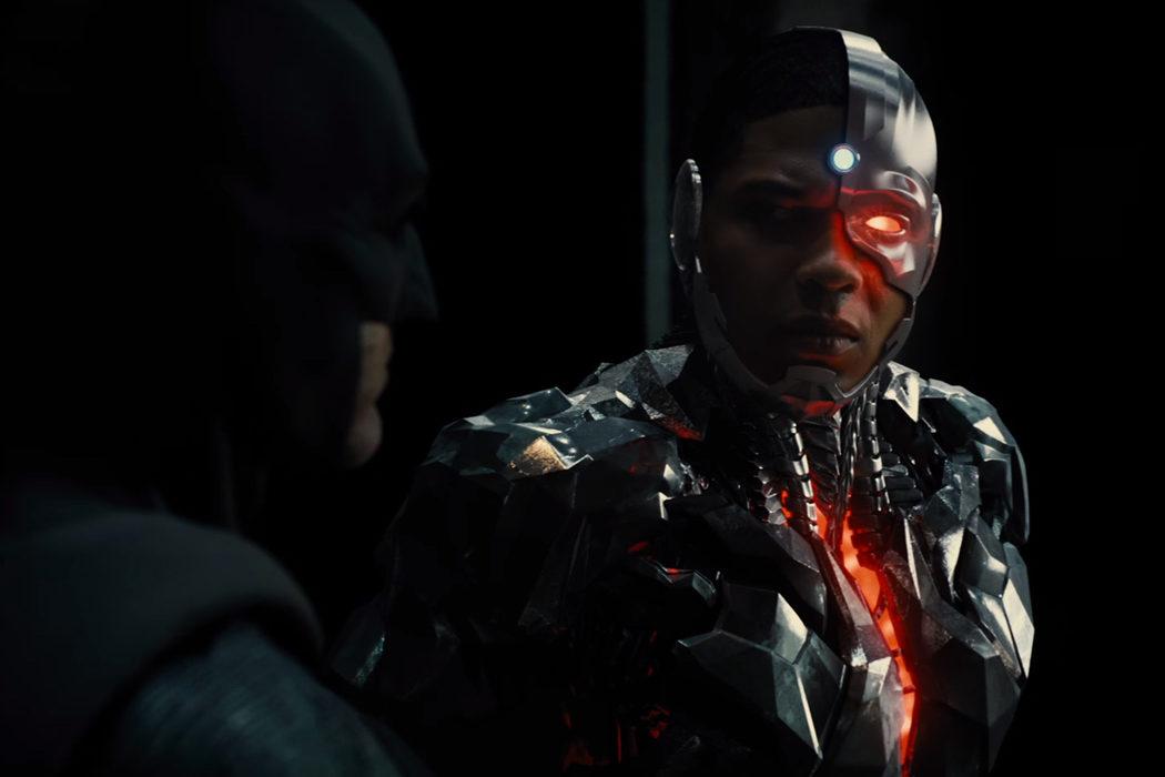 Nightwing, Cyborg, Mel Gibson y todo lo demás