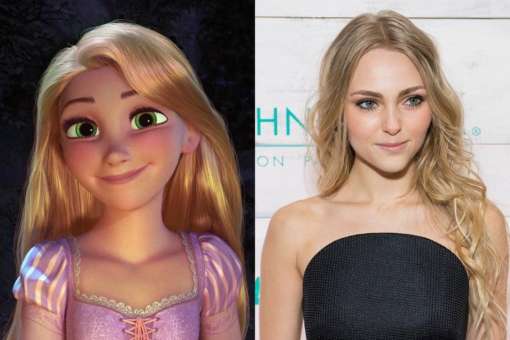 Rapunzel sería AnnaSophia Robb