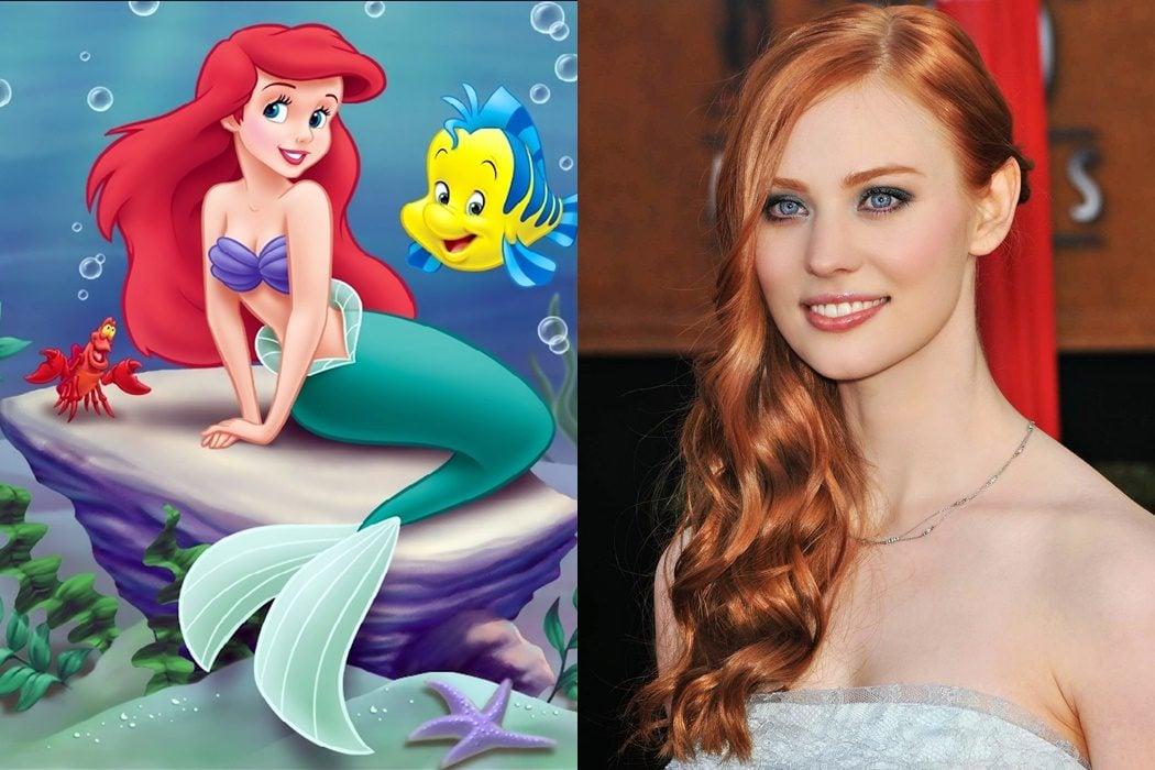Ariel sería Deborah Ann Woll