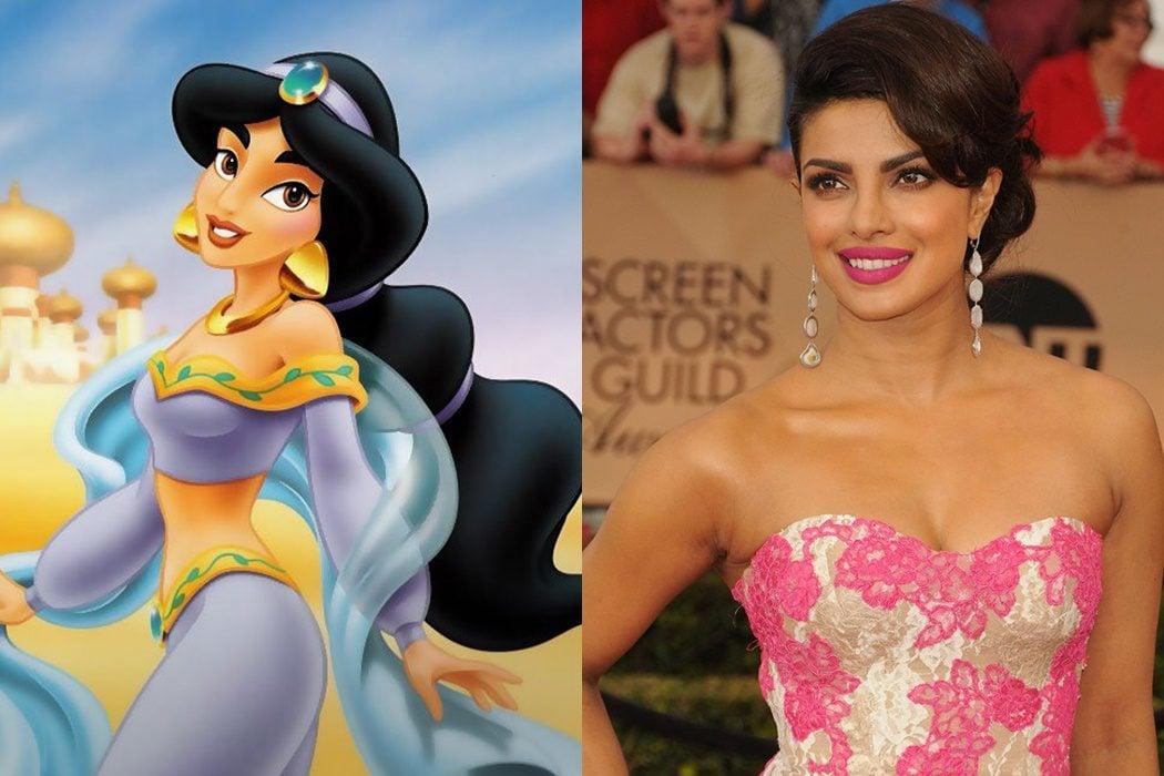 Jasmine sería Priyanka Chopra