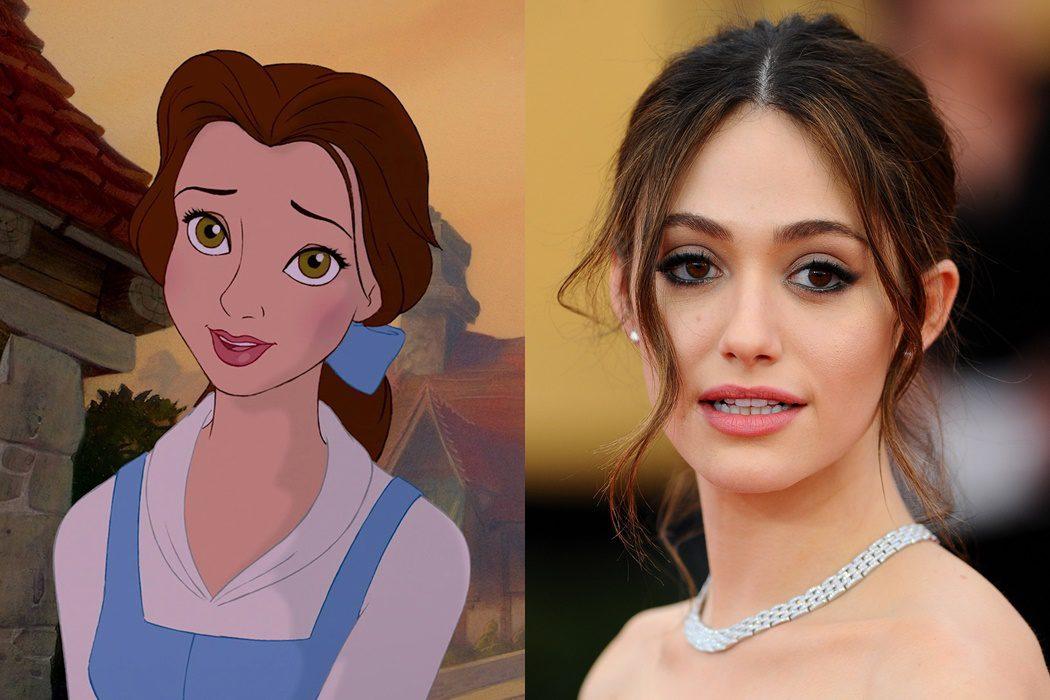 Bella sería Emmy Rossum
