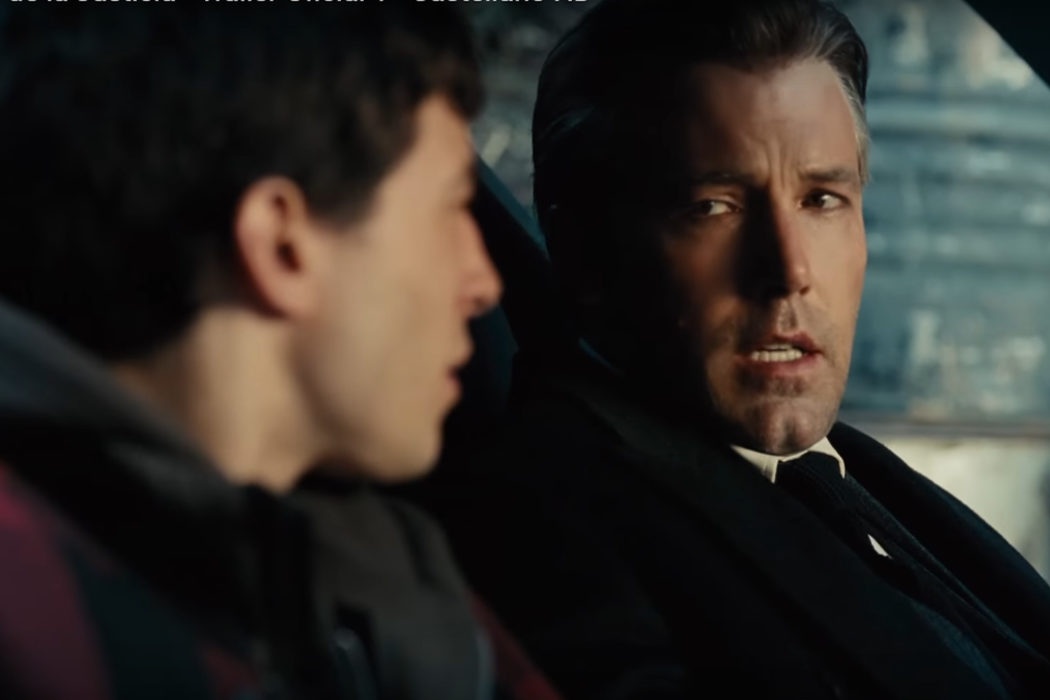 Más humor que en 'Batman v Superman'