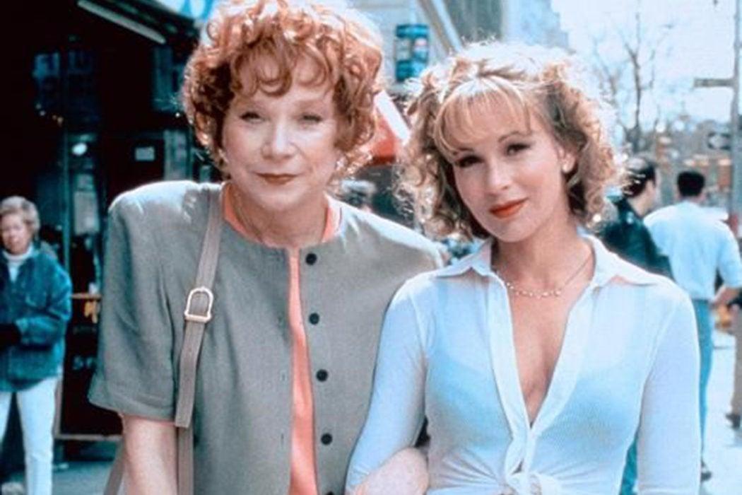 Un éxito breve al lado de tres grandes actrices