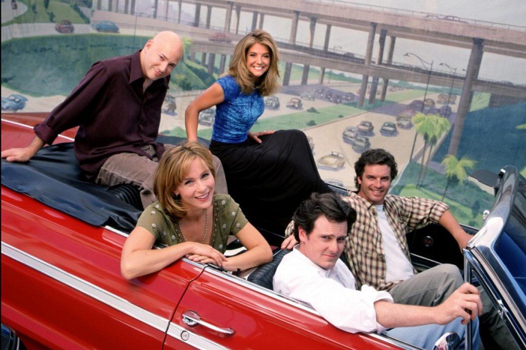 El regreso con una sitcom