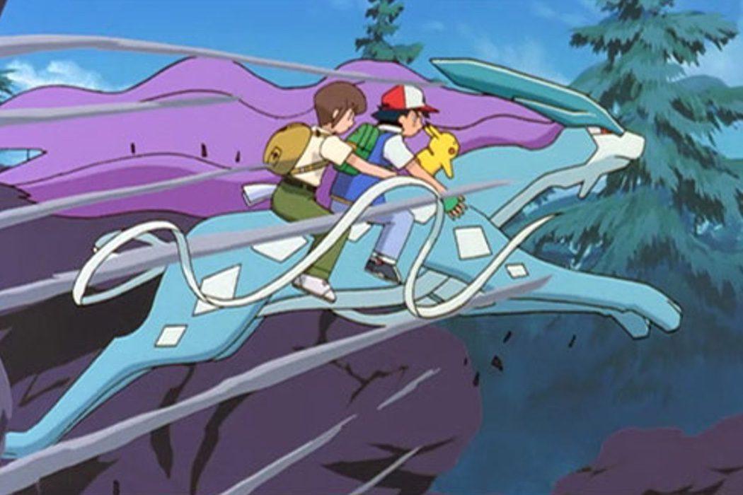'Pokémon 4ever'
